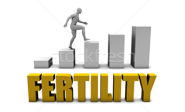 Fertility Stock photo © kentoh