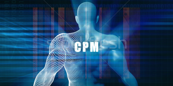 Cpm Stock photo © kentoh