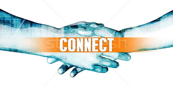 Connect Stock photo © kentoh