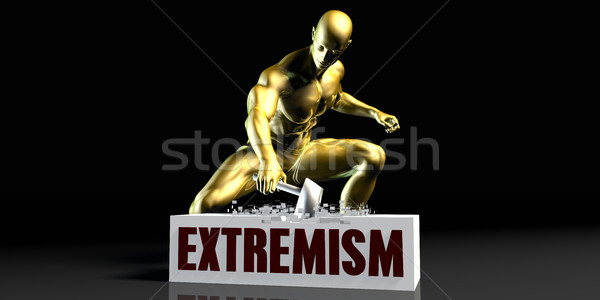 Extremism Stock photo © kentoh