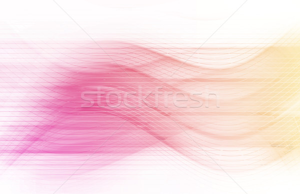 Szybki wzrostu sukces działalności firmy wykres Zdjęcia stock © kentoh