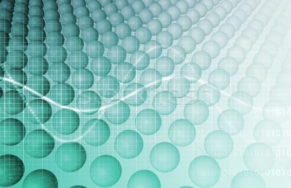 Medical Background Stock photo © kentoh