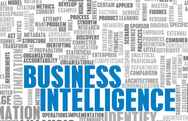 ビジネス インテリジェンス 情報技術 ツール 企業 デジタル ストックフォト © kentoh