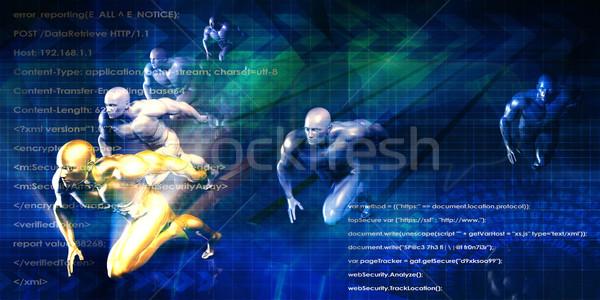 Fast Internet Connection Stock photo © kentoh