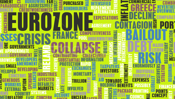 Eurozone Crisis Stock photo © kentoh