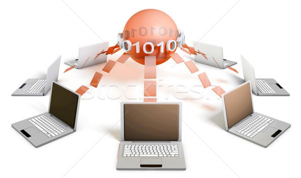 Internet Concept Stock photo © kentoh