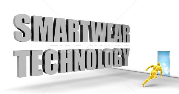 Technologii szybko utwór kierować pośpieszny ścieżka Zdjęcia stock © kentoh