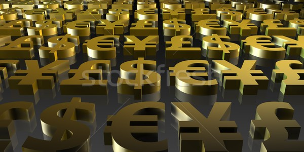 Forex Stock photo © kentoh