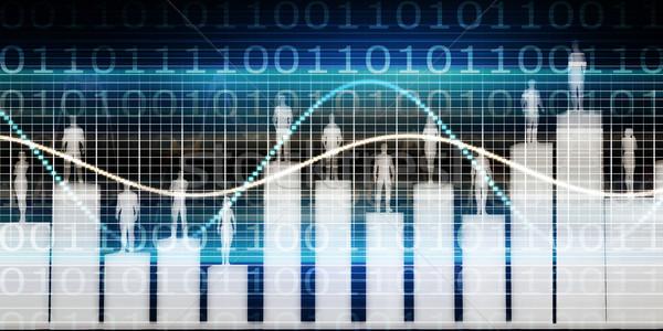 Business Software Stock photo © kentoh
