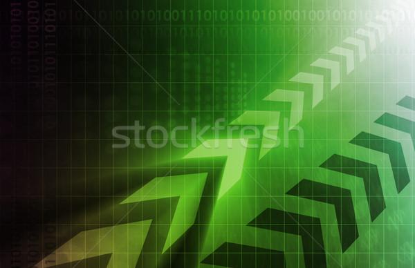 Business Process Improvement Stock photo © kentoh