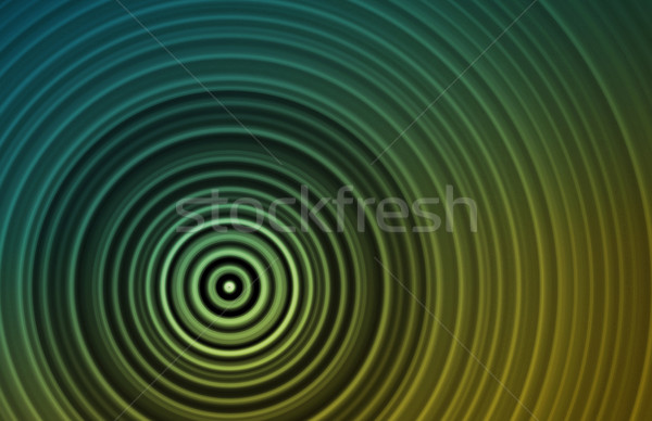 Concentric Circles Stock photo © kentoh