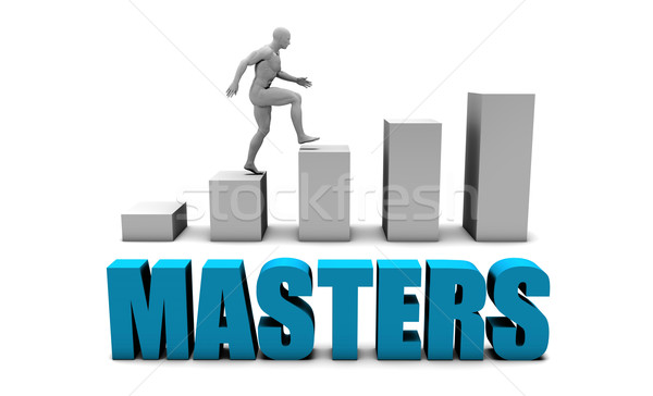 Masters Stock photo © kentoh