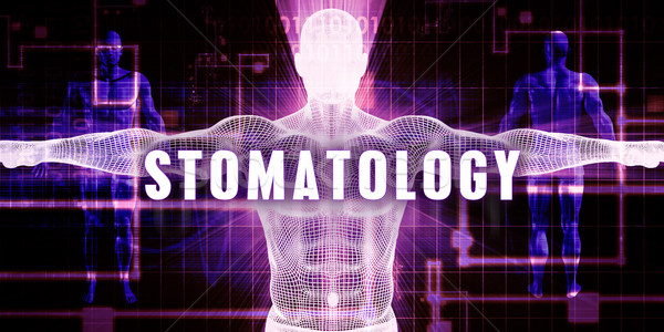 Stomatology Stock photo © kentoh