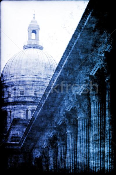 Stabilità legge fine giustizia abstract sfondo Foto d'archivio © kentoh
