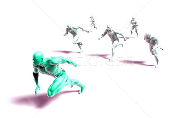 High Performance Stock photo © kentoh