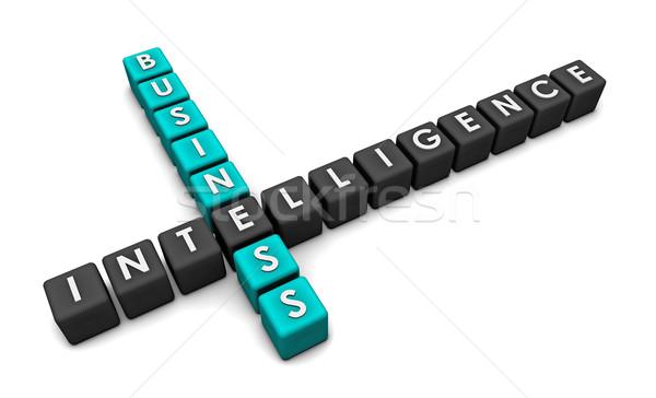 ビジネス インテリジェンス 意思決定 技術 市場 ソフトウェア ストックフォト © kentoh