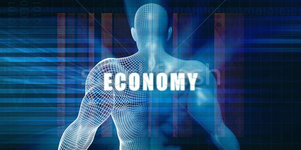 Economy Stock photo © kentoh