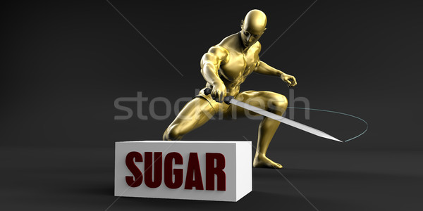 Reduce Sugar Stock photo © kentoh
