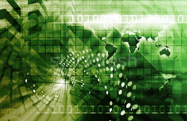 Global Business Stock photo © kentoh