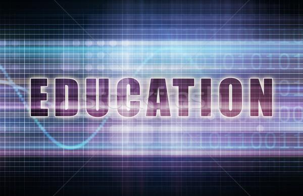 Education Stock photo © kentoh