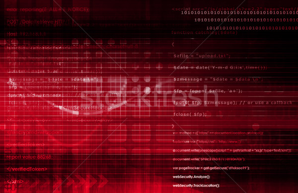 Secure Technology Stock photo © kentoh