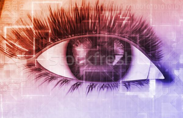 Security Technology Stock photo © kentoh