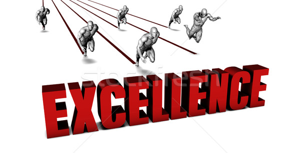 Better Excellence Stock photo © kentoh