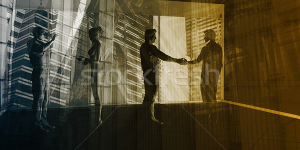 Stock photo: Corporate Governance