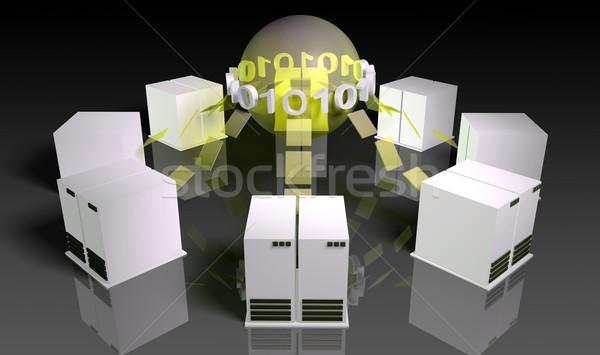 医療 研究 企業 技術 ビジネス 背景 ストックフォト © kentoh