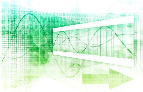 医療 コンサルティング 未来的な 健康 データ 医師 ストックフォト © kentoh