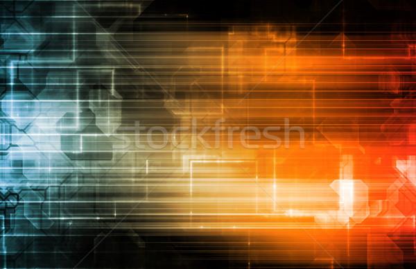 Stockfoto: Strategisch · beheer · planning · business · vergadering