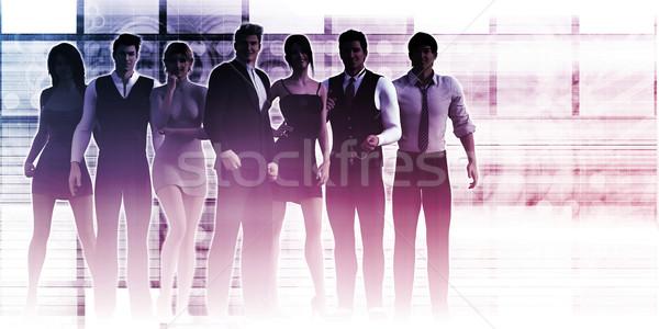 Business People Stock photo © kentoh