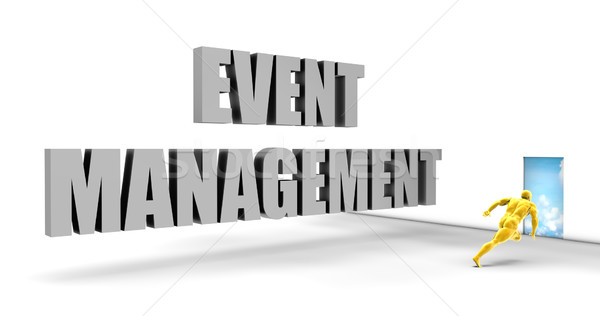 Event Management Stock photo © kentoh