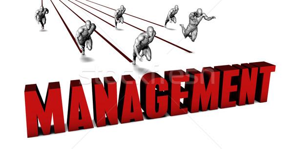 Better Management Stock photo © kentoh