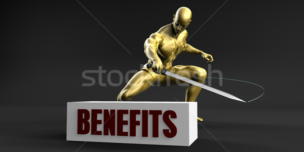 Reduce Benefits Stock photo © kentoh