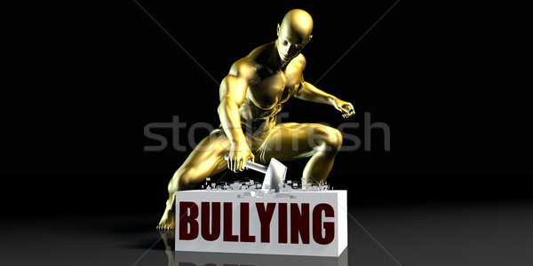 Bullying Stock photo © kentoh