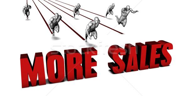 Better More sales Stock photo © kentoh