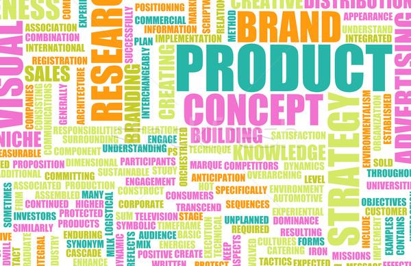 продукт дизайна процесс бизнеса интернет заседание Сток-фото © kentoh