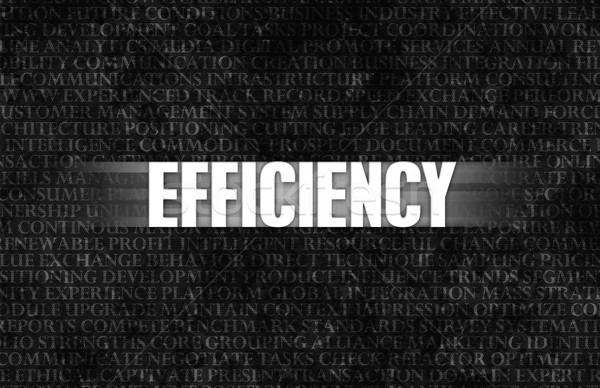 Efficiency Stock photo © kentoh