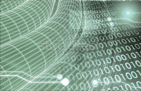 Web Information Technology Stock photo © kentoh