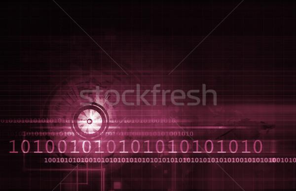 マルチメディア マーケティング クロス プラットフォーム 技術 芸術 ストックフォト © kentoh