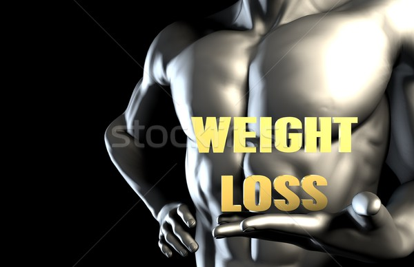 Weight Loss Stock photo © kentoh