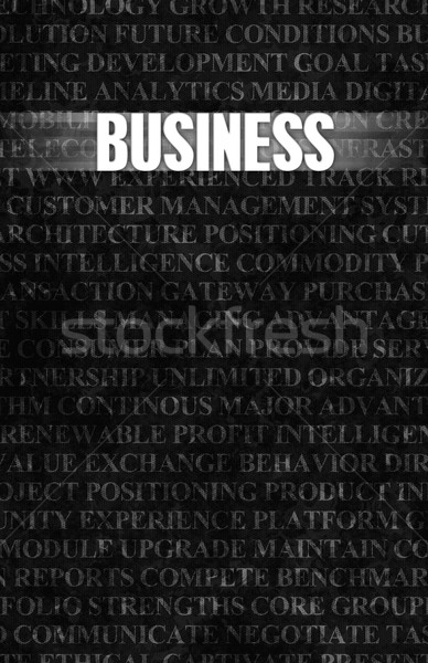 Business Stock photo © kentoh