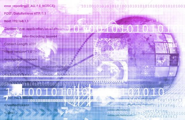 創造 技術 ソリューション 業界 世界 ネットワーク ストックフォト © kentoh
