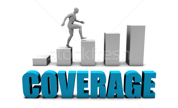 Coverage Stock photo © kentoh