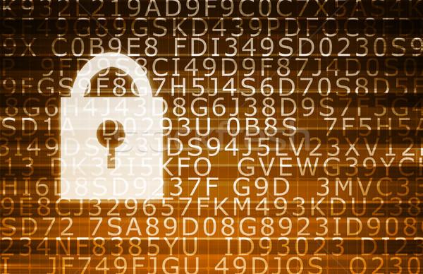 Data Security Stock photo © kentoh