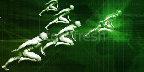 Business Success Stock photo © kentoh