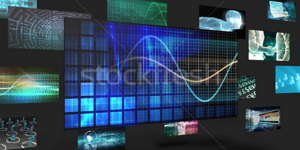 Business Analysis Stock photo © kentoh