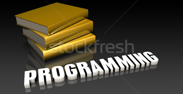 プログラミング 教育 図書 図書 ウェブ ストックフォト © kentoh