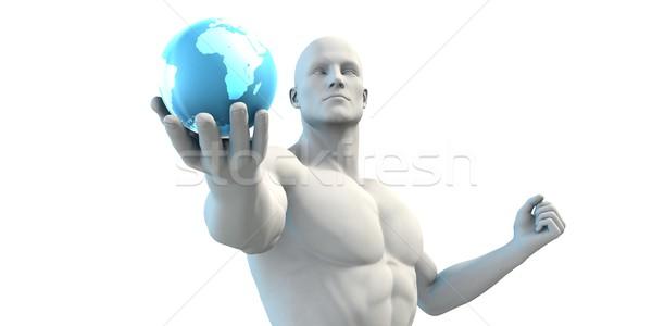 Stock photo: Global Network